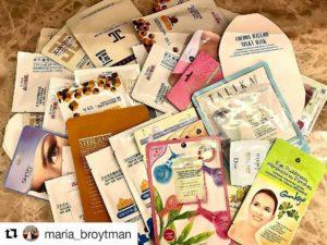 Мария Бройтман-Парфенова покупает маски в «Эпилайк»!